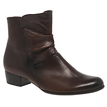 Buy Gabor Jensen Extra Wide Ankle Boots Online at johnlewis.com