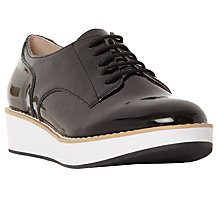 Buy Steve Madden Raant Flatform Brogues Online at johnlewis.com