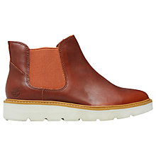 Buy Timberland Kenniston Gore Chelsea Boots, Glazed Ginger Online at johnlewis.com
