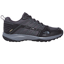 Buy The North Face Mens' Litewave Explore GTX Hiking Shoes, Black/Grey Online at johnlewis.com