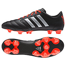 Buy Adidas Gloro 16.2 FG Men's Football Boots, Black/Multi Online at johnlewis.com