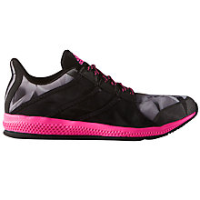 Buy Adidas Gymbreaker Bounce Women's Cross Trainers, Black/Pink Online at johnlewis.com