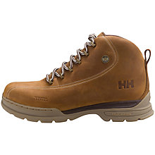 Buy Helly Hansen Berthed 3 Waterproof Leather Men's Boots, Brown Online at johnlewis.com