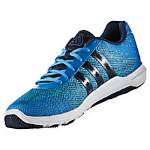 Buy Adidas Adipure Primo Men's Cross Trainers, Blue Online at johnlewis.com