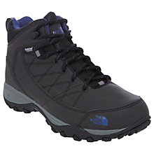 Buy The North Face Storm Strike WP Insulated Waterproof Women's Walking Boots, Black Online at johnlewis.com