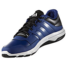 Buy Adidas Gym Warrior .2 Men's Cross Trainers, Navy Online at johnlewis.com