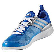 Buy Adidas Niya Cloudform Women's Cross Trainers, Blue Online at johnlewis.com