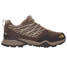 Buy The North Face Hedgehog Hike GTX Men's Hiking Boots, Brown Online at johnlewis.com