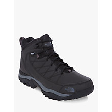 Buy The North Face Storm Strike WP Insulated Waterproof Men's Walking Boots, Black Online at johnlewis.com