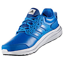 Buy Adidas Galaxy 3 Men's Cross Trainers, Blue Online at johnlewis.com