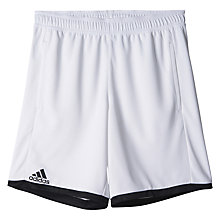 Buy Adidas Tennis Court Shorts, White Online at johnlewis.com