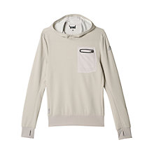 Buy Adidas Aktiv Running Hoodie, Grey Online at johnlewis.com