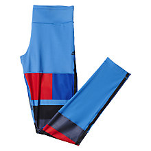 Buy Adidas WOW Training Tights, Blue/Multi Online at johnlewis.com
