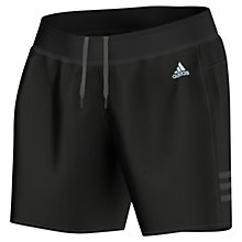 Buy Adidas Response Shorts, Black Online at johnlewis.com