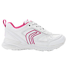 Buy Geox Children's Bernie Trainers Online at johnlewis.com