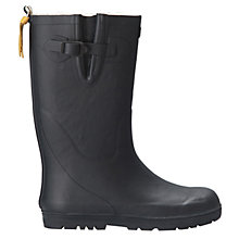 Buy Aigle Children's Woodypop Wellington Boots, Marine Online at johnlewis.com