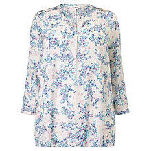 Buy Studio 8 Flora Print Blouse, Multi Online at johnlewis.com