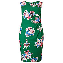 Buy Studio 8 Olive Dress, Green Online at johnlewis.com