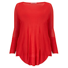 Buy Studio 8 Ciaren Jumper, Orange Online at johnlewis.com