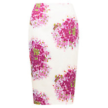 Buy Hobbs Hydrangea Skirt, Orchid Pink Online at johnlewis.com