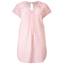 Buy Studio 8 Bronwyn Top, Blush Online at johnlewis.com