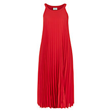 Buy Hobbs Santiago Dress, Poppy Red Online at johnlewis.com