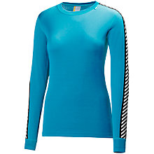 Buy Helly Hansen Women's Dry Original Base Layer Crew Top Online at johnlewis.com