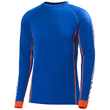 Buy Helly Hansen Warm Ice Crew Merino Wool Base Layer Online at johnlewis.com