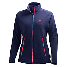 Buy Helly Hansen Vera Full-Zip Fleece, Navy Online at johnlewis.com