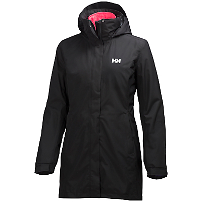 Helly Hansen Bellevue CIS 3 in 1 Waterproof Women's Jacket, Black