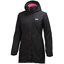 Buy Helly Hansen Bellevue CIS 3 in 1 Waterproof Women's Jacket, Black Online at johnlewis.com