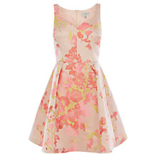 Buy Coast Naomi-Jo Jacquard Dress, Multi Online at johnlewis.com