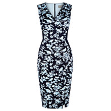 Buy Oasis Vintage Chintz Pencil Dress, Multi Online at johnlewis.com