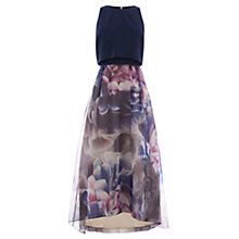 Buy Coast Denver Hi-Lo Dress, Multi Online at johnlewis.com