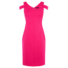 Buy Karen Millen Pencil Dress, Pink Online at johnlewis.com