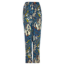 Buy Louche Gatsby-Beads Print Trousers, Multi Online at johnlewis.com
