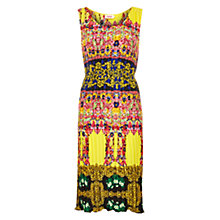 Buy Louche Kiya Floral Print Dress, Multi Online at johnlewis.com