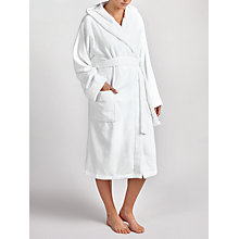 Buy House by John Lewis Rib Weave Bath Robe Online at johnlewis.com