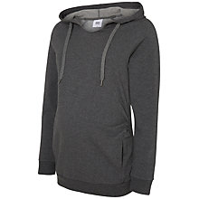 Buy Mamalicious Sammy Maternity Sweatshirt, Grey Melange Online at johnlewis.com