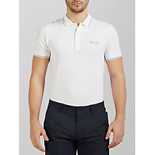 Buy BOSS Green Pro Golf Collection Paule Pro Polo Shirt Online at johnlewis.com