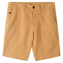 Buy Jigsaw Cotton Linen Double Face Shorts Online at johnlewis.com