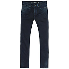 Buy Denham Bolt AID Skinny Fit Jeans, Indigo Online at johnlewis.com