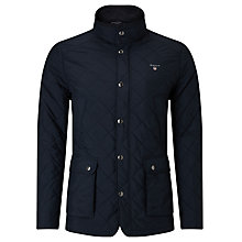 Buy Gant Central Pond Quilter Water Resistant Jacket Online at johnlewis.com