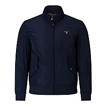 Buy Gant Winter Cruise Jacket, Marine Online at johnlewis.com