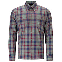 Buy Barbour Greatcoat Bravo Shirt Online at johnlewis.com