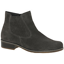 Buy Gabor Pescara Extra Wide Ankle Boots Online at johnlewis.com