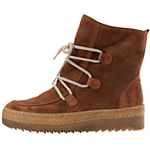 Buy Gabor Saxida Lace Up Ankle Boots Online at johnlewis.com