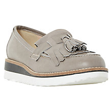 Buy Dune Gallaxie Flatform Loafers Online at johnlewis.com