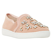 Buy Dune Echoe Slip On Plimsolls Online at johnlewis.com