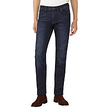 Buy Reiss Justin Slim Jeans, Indigo Online at johnlewis.com